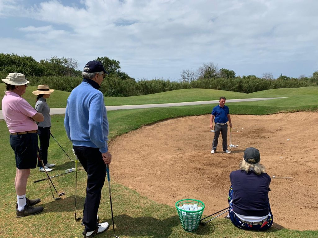 Pitching and Bunker School