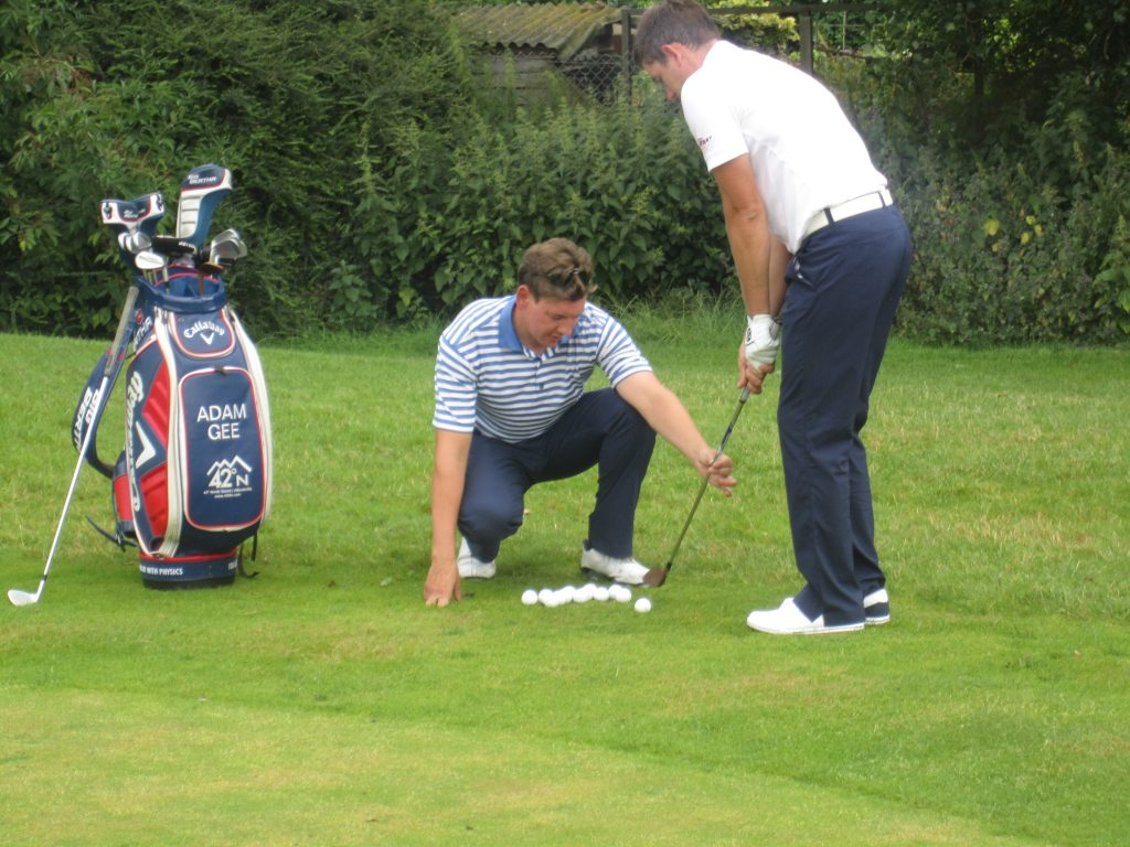 Real Golf Chipping School