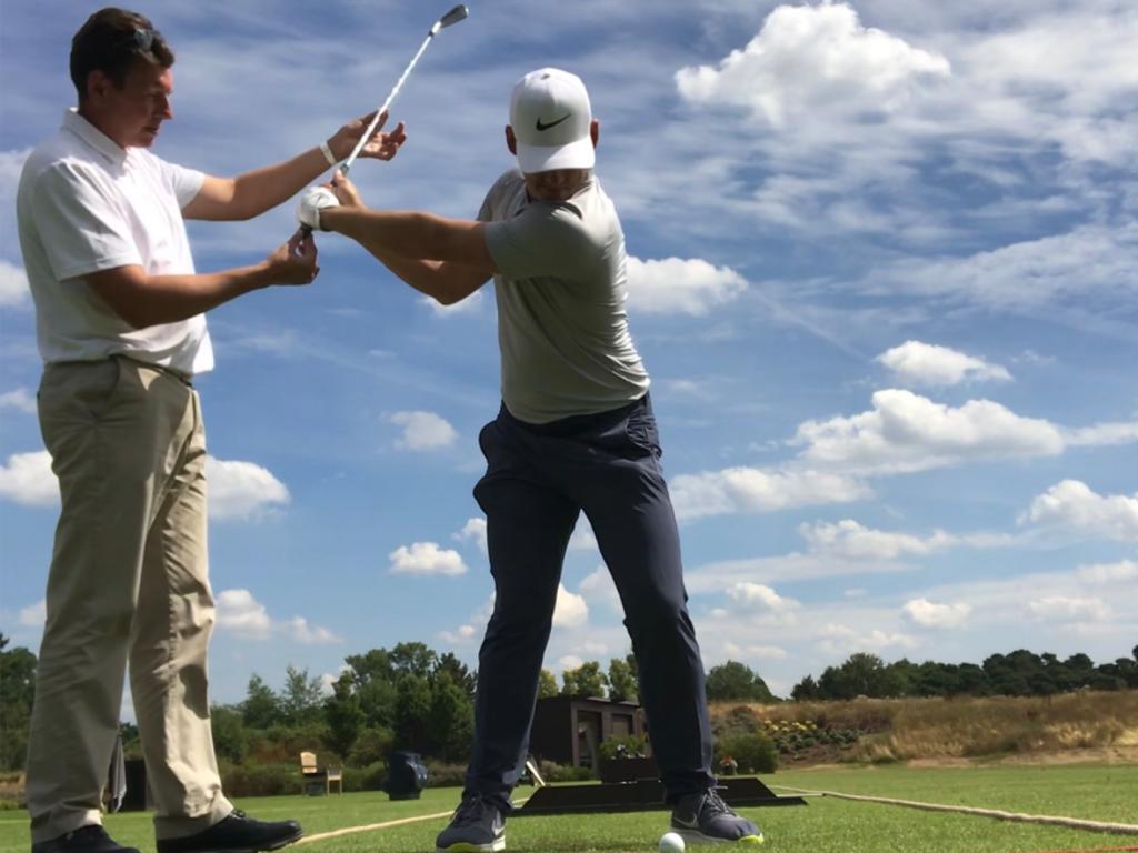 Real Golf Swing School