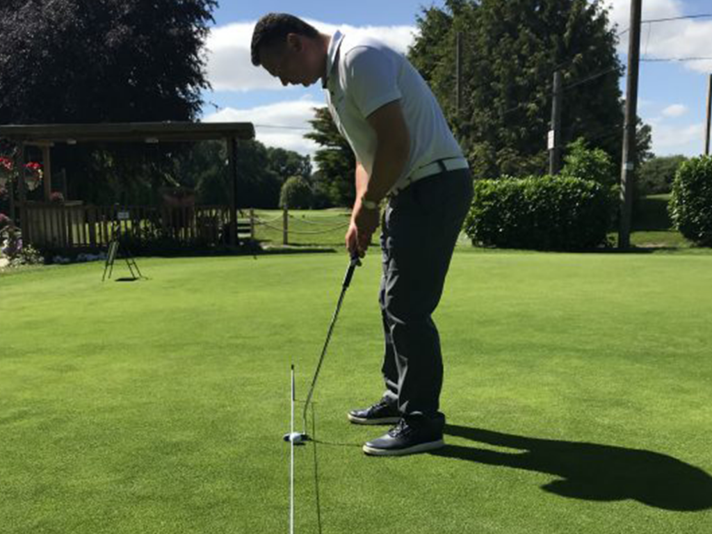 Real Golf Putting School